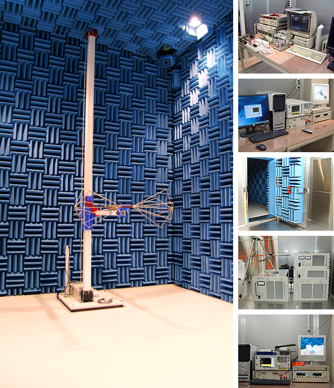 Picture:Anechoic chamber